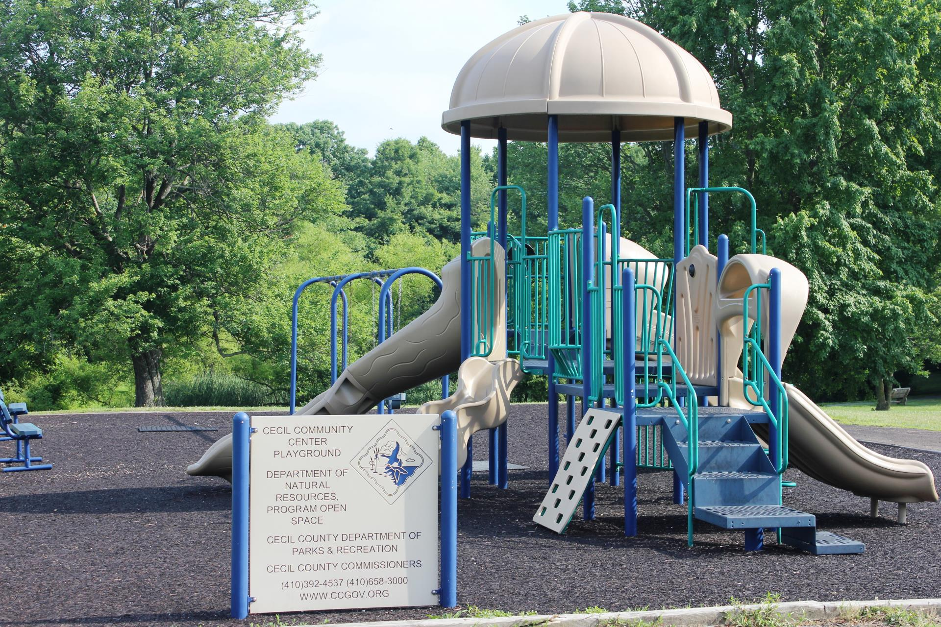 Cecil Community Center Playground