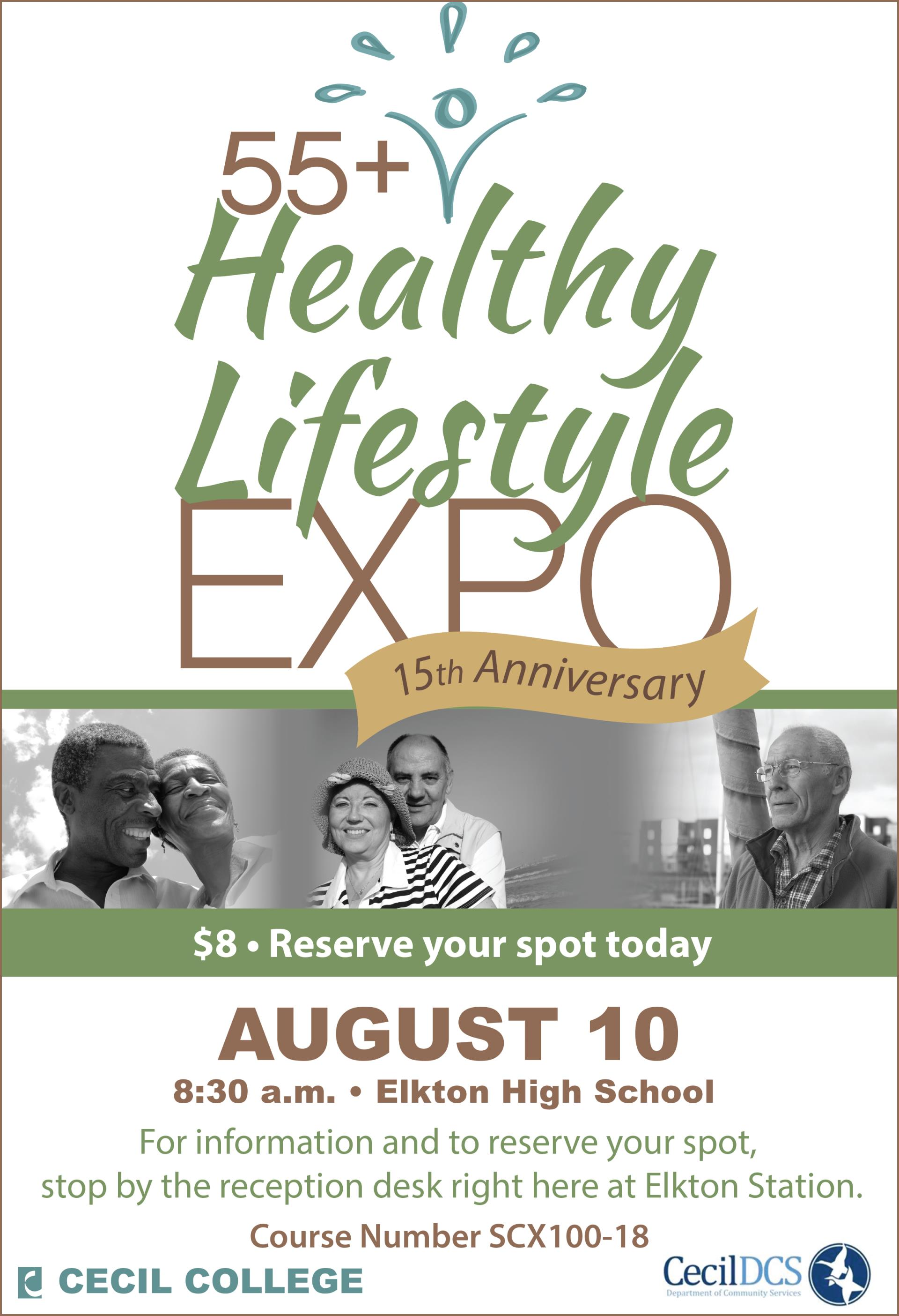 55+ Healthy Lifestyle Expo