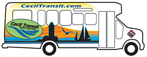 Cecil Transit Adds New Cecilton-Middletown Route