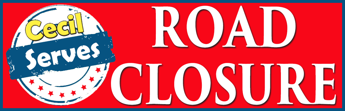 ROAD CLOSURE: Racine School Road