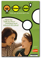 How To Talk To Your Adolescent About Alcohol