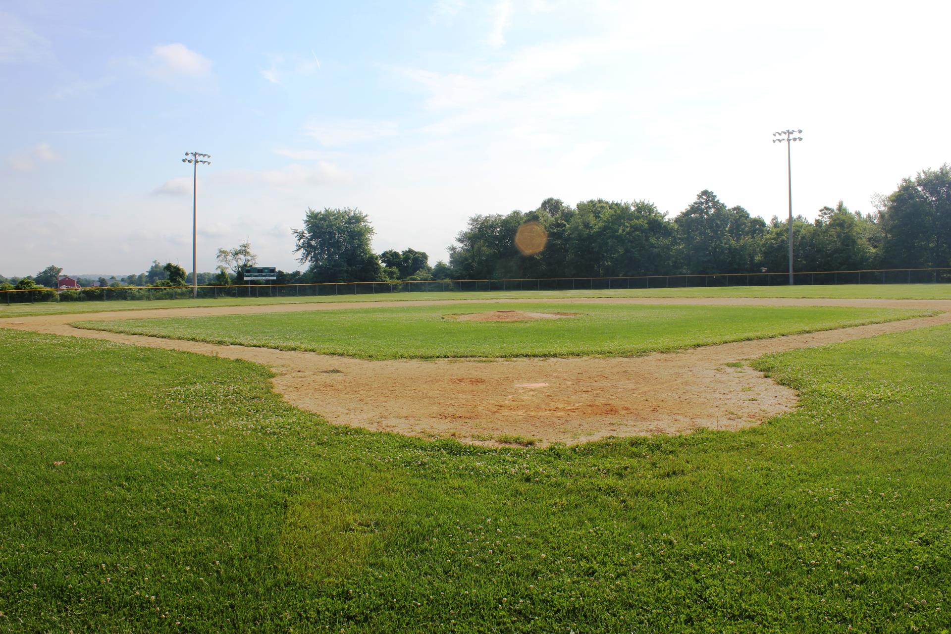 Cecil Sports Complex Baseball Field