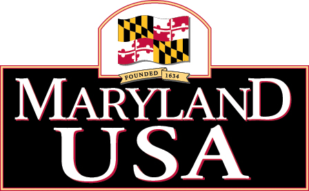 Maryland tourism logo