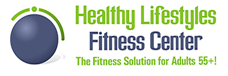 healthy lifestyles fitness center logo
