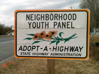 NYP sanctions adopt a hwy