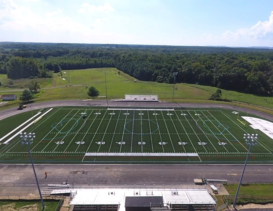 Bo Manor Field Drone Pic 15