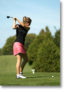 outdoor recreation golfing