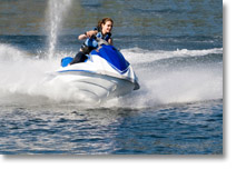 outdoor recreation jetskiing