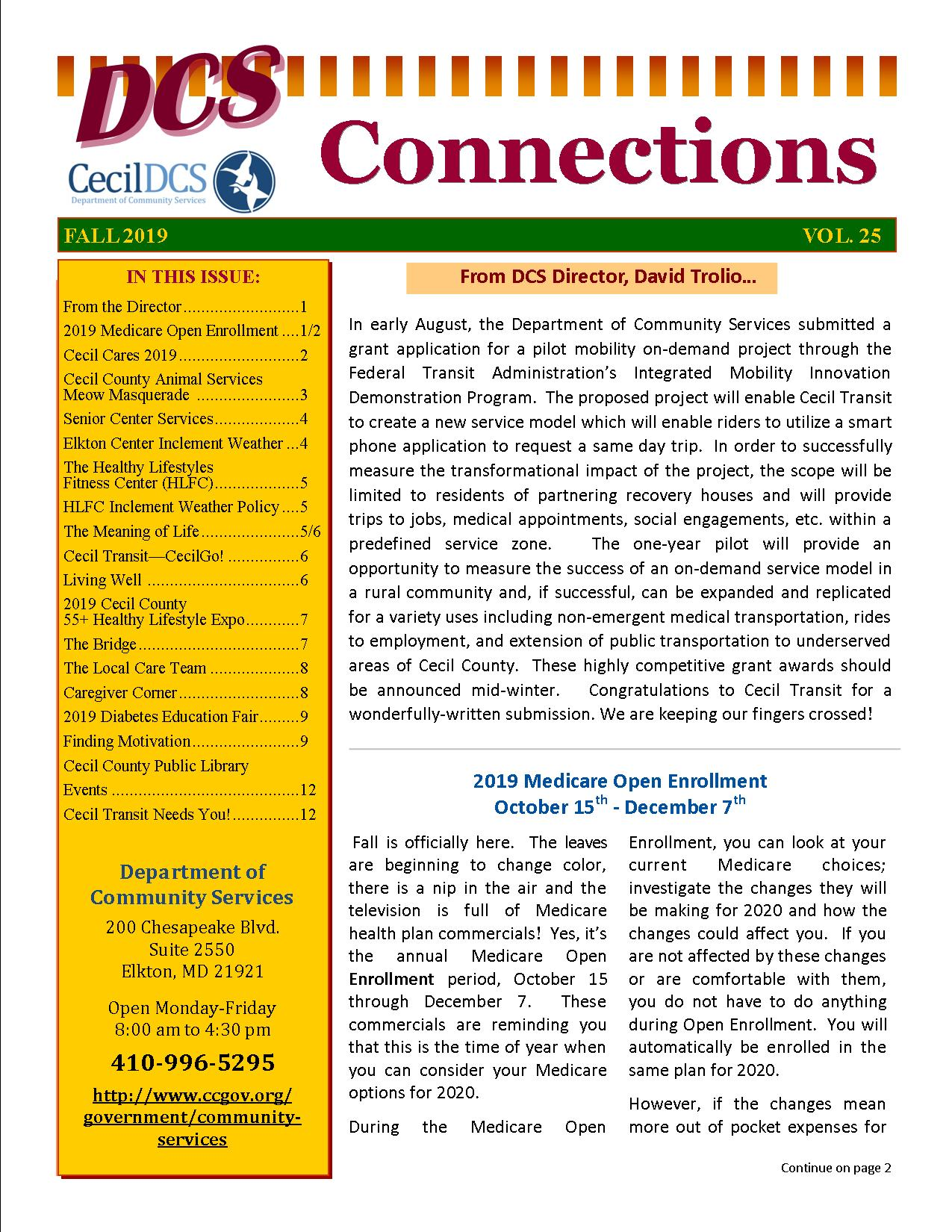 Connections Vol. 25