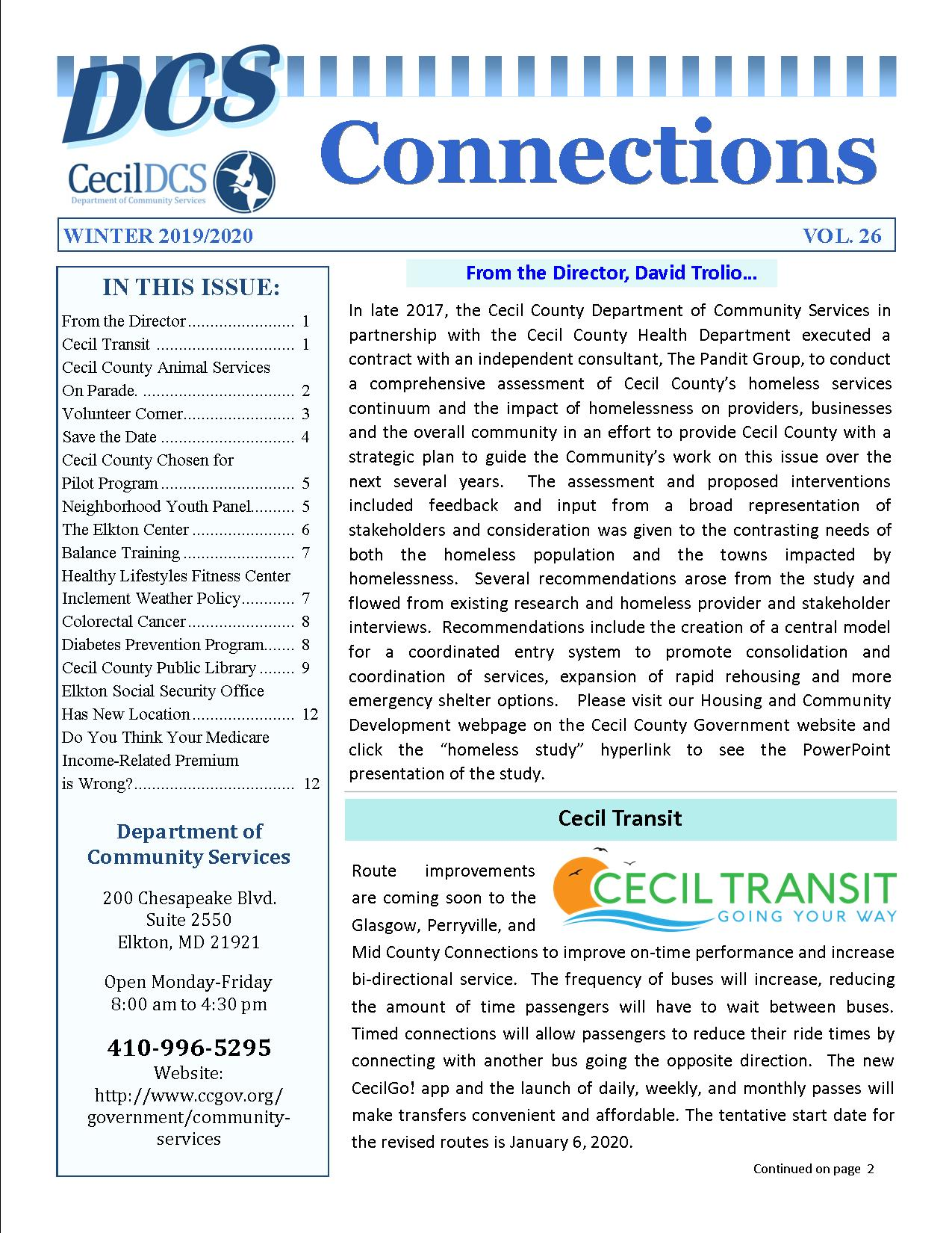 Connections Vol. 26