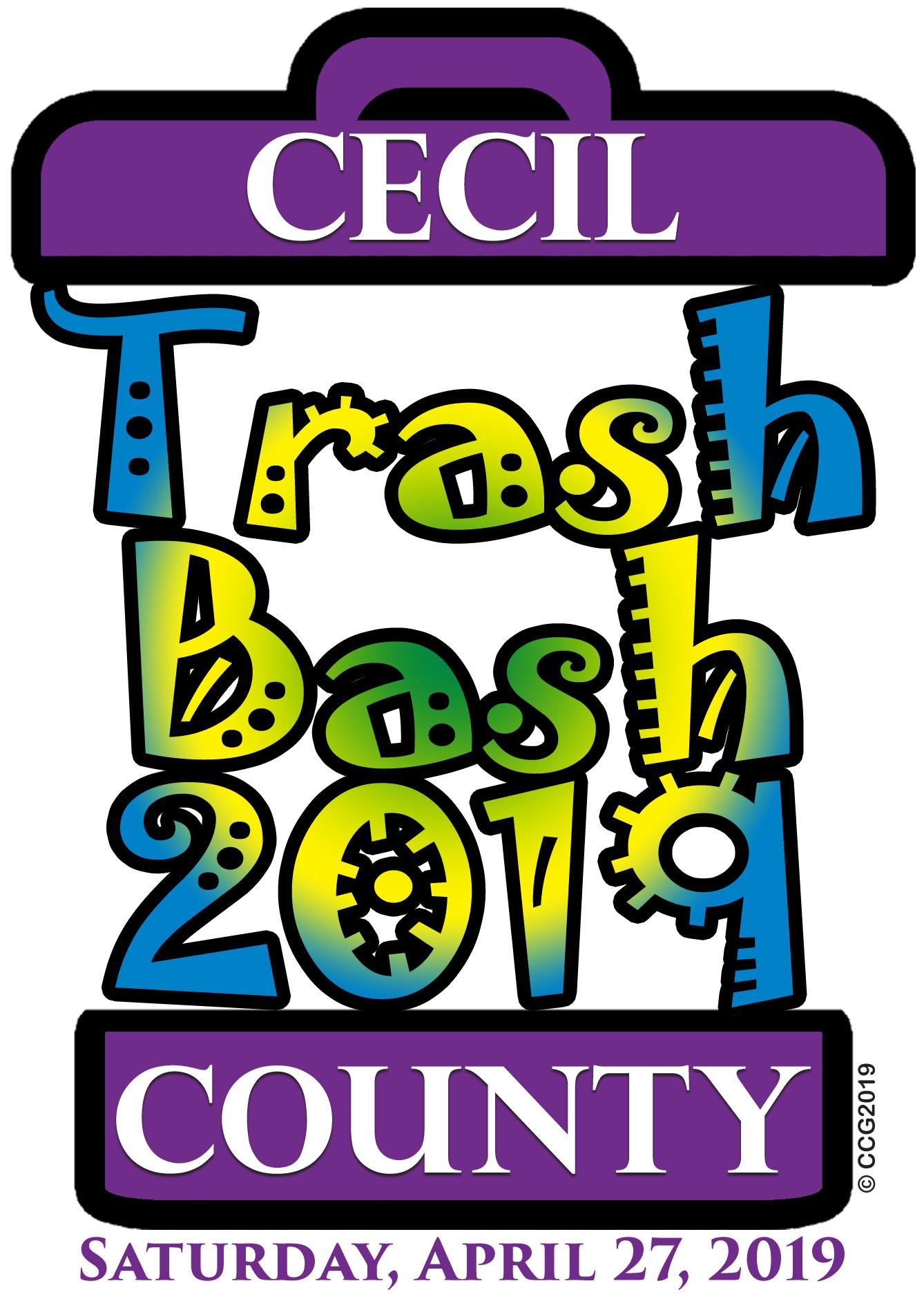 CECIL COUNTY TRASH BASH 2019